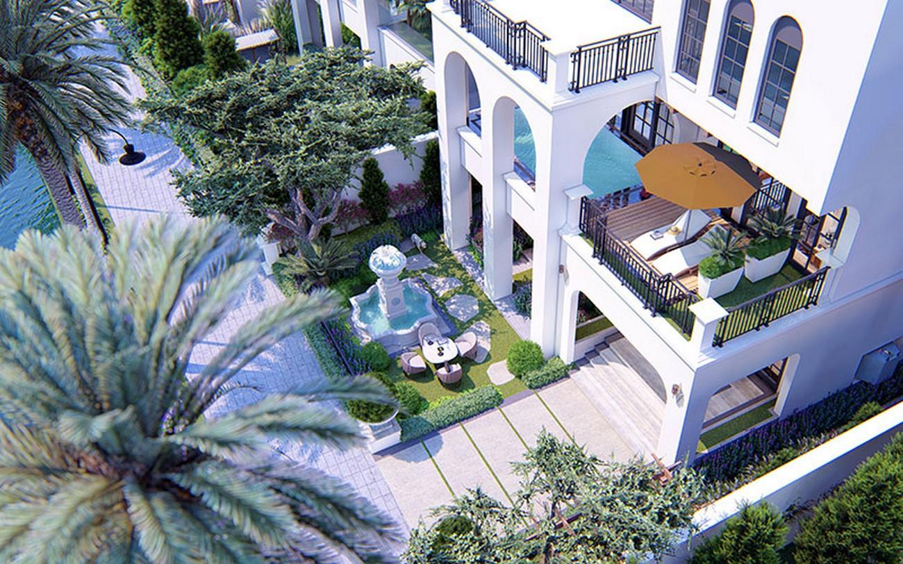 Nhà mẫu dự án biệt thự Sunshine Wonder Villas Quận Tây Hồ KĐT Ciputra chủ đầu tư Sunshine Group