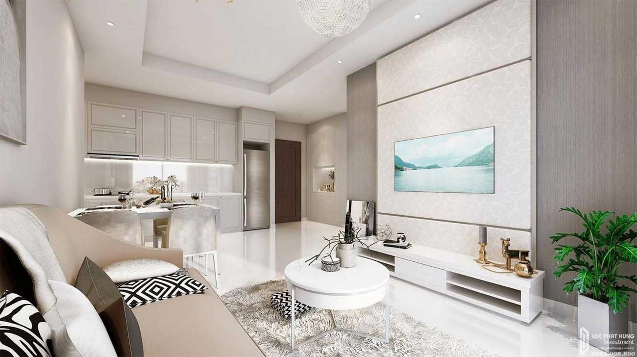 Nhà mẫu dự án căn hộ chung cư LDG Sky Bình Dương chủ đầu tư LDG Group