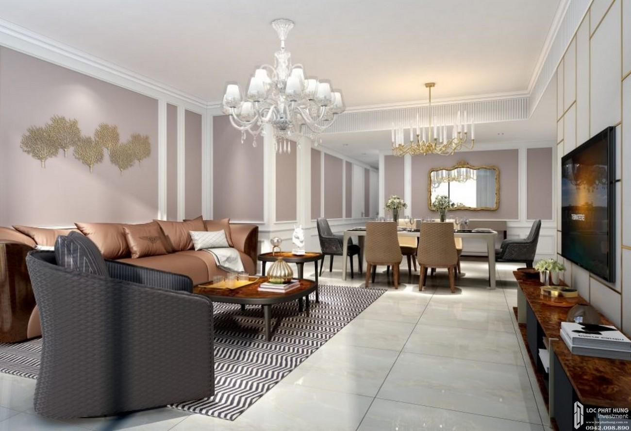 Nhà mẫu dự án căn hộ chung cư Masteri Marina One Quận 1 chủ đầu tư Masterise Homes
