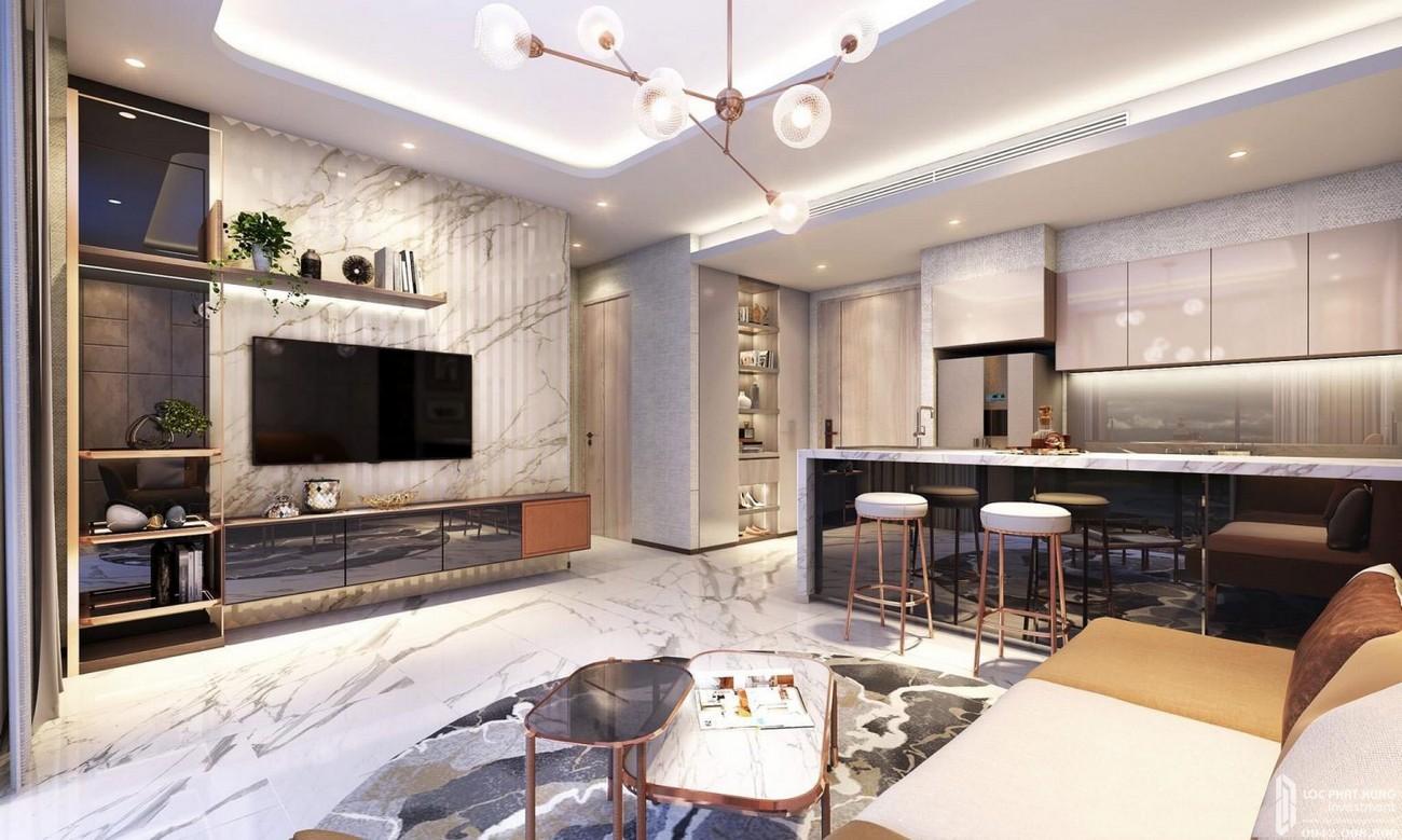Nhà mẫu dự án căn hộ chung cư Thảo Điền Green Towers Quận 2 chủ đầu tư SIC