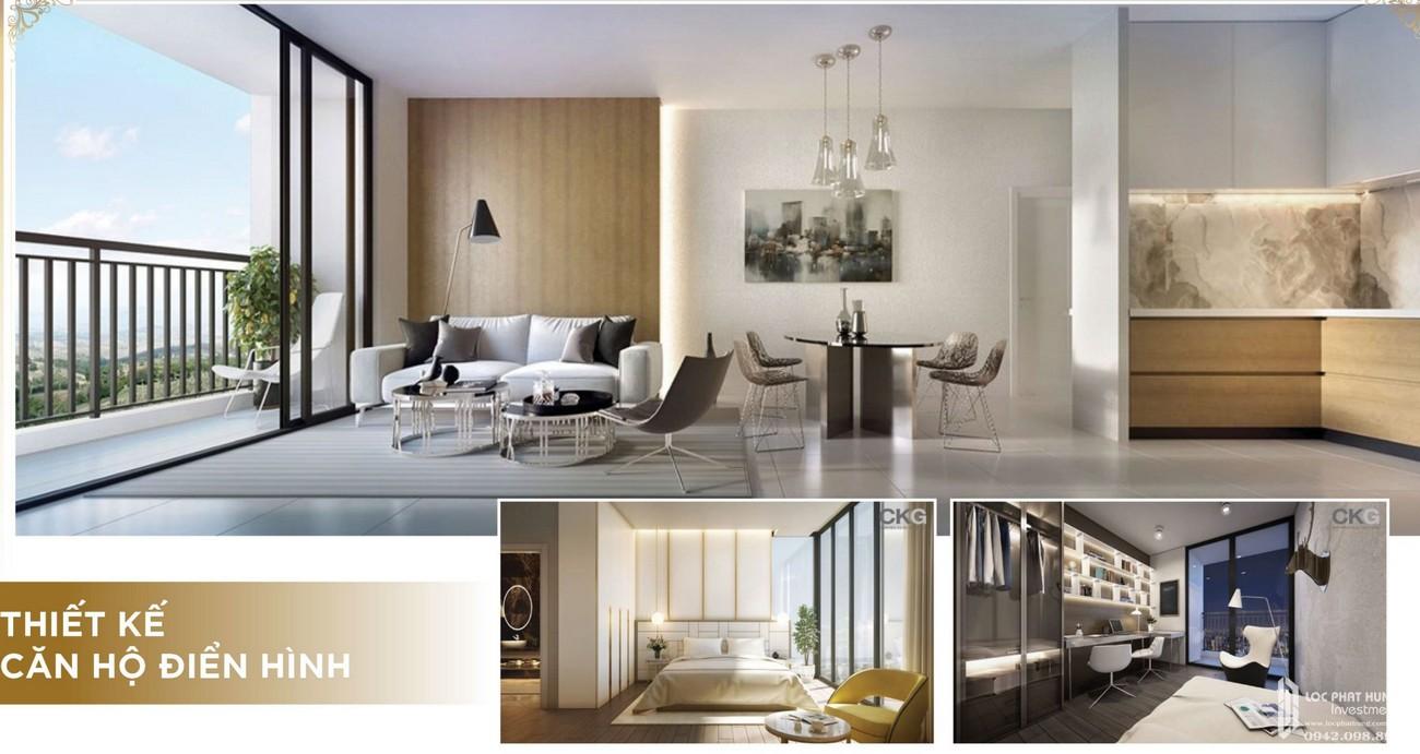 Nhà mẫu dự án căn hộ chung cư The Palace Residence Quận 2 Đường Mai Chí Thọ chủ đầu tư Novaland