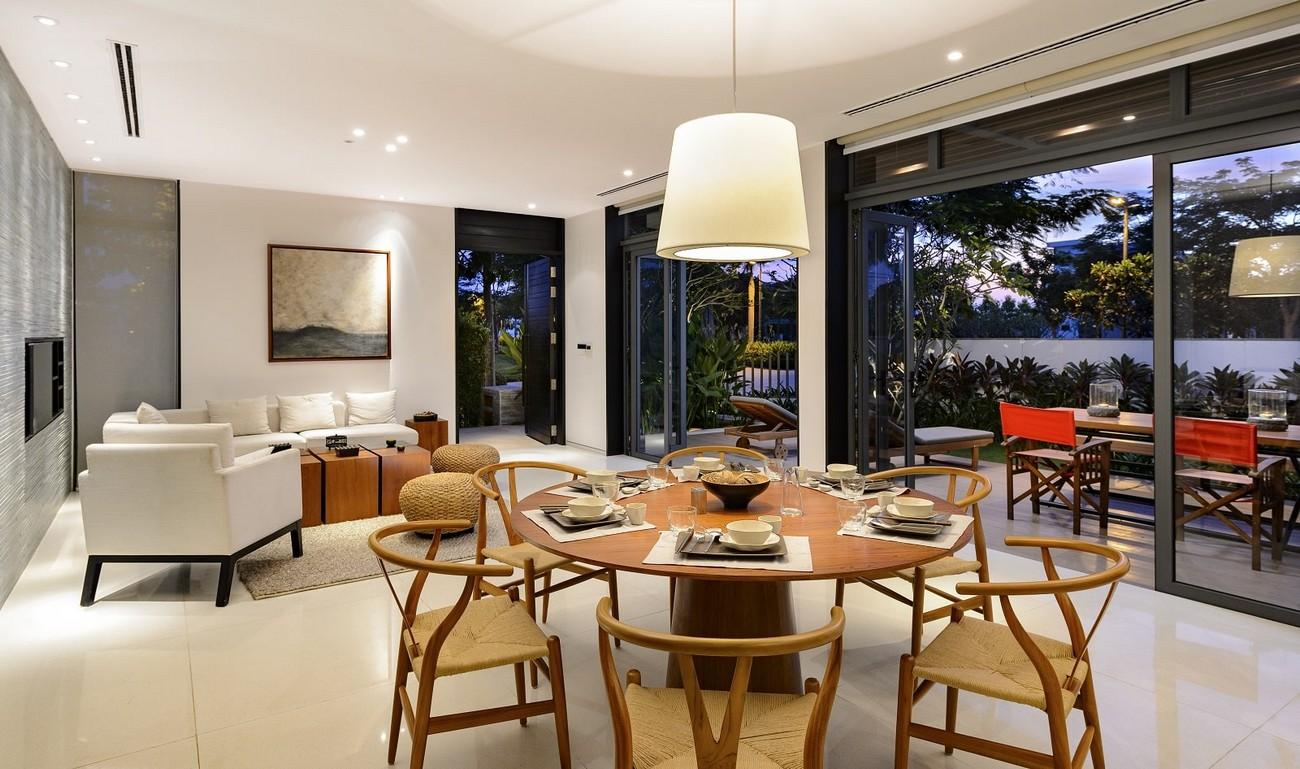 Vẻ đẹp tinh tế từ dự án nhà phố biệt thự Clarita Khang Điền