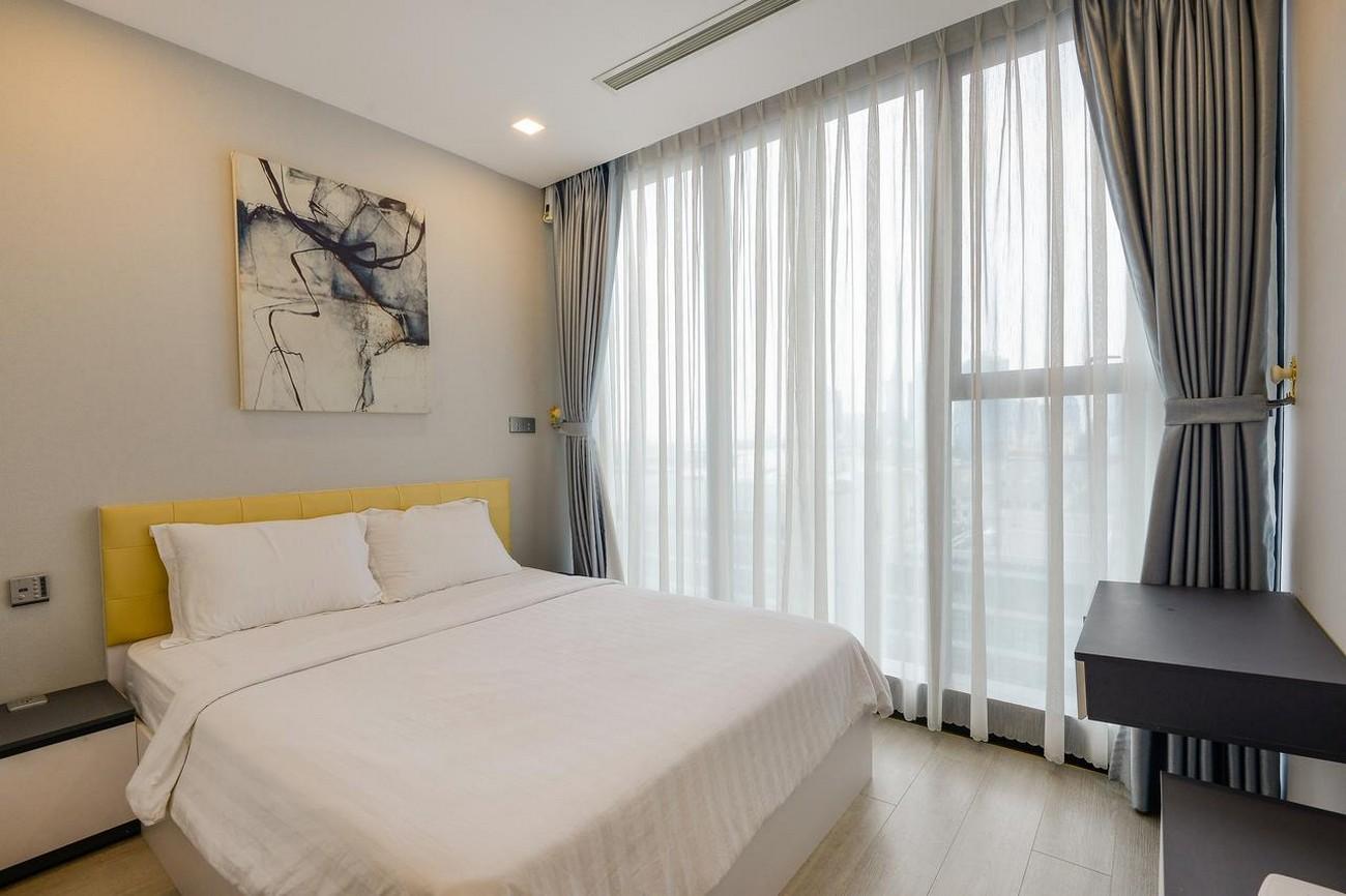Nhà mẫu dự án căn hộ Vinhomes Golden River Quận 1 Đường Nguyễn Hữu Cảnh chủ đầu tư Vingroup