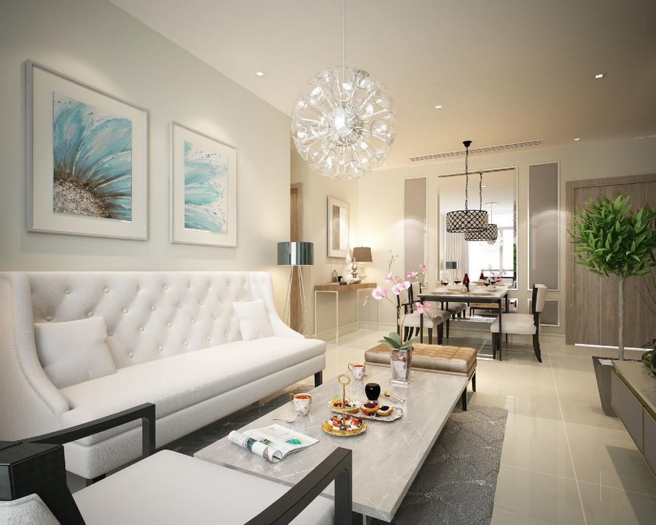 Nhà mẫu căn hộ Vinhomes Golden River Quận 1 Đường Nguyễn Hữu Cảnh chủ đầu tư Vingroup