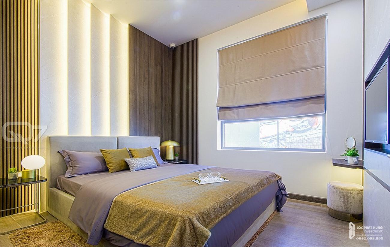 Nhà mẫu dự án căn hộ Q7 Boulevard Quận 7 Đường Nguyễn Lương Bằng chủ đầu tư Hưng Thịnh
