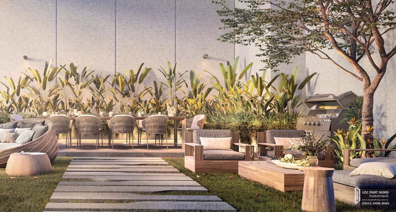 Nhà mẫu dự án căn hộ The River Thủ Thiêm Quận 2 Đường Nguyễn Cơ Thạch chủ đầu tư Refico
