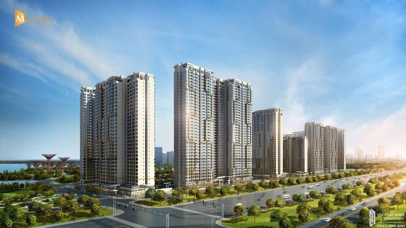 Tổng quan dự án Masteri Center Point Quận 9 - khu căn hộ compound cao cấp