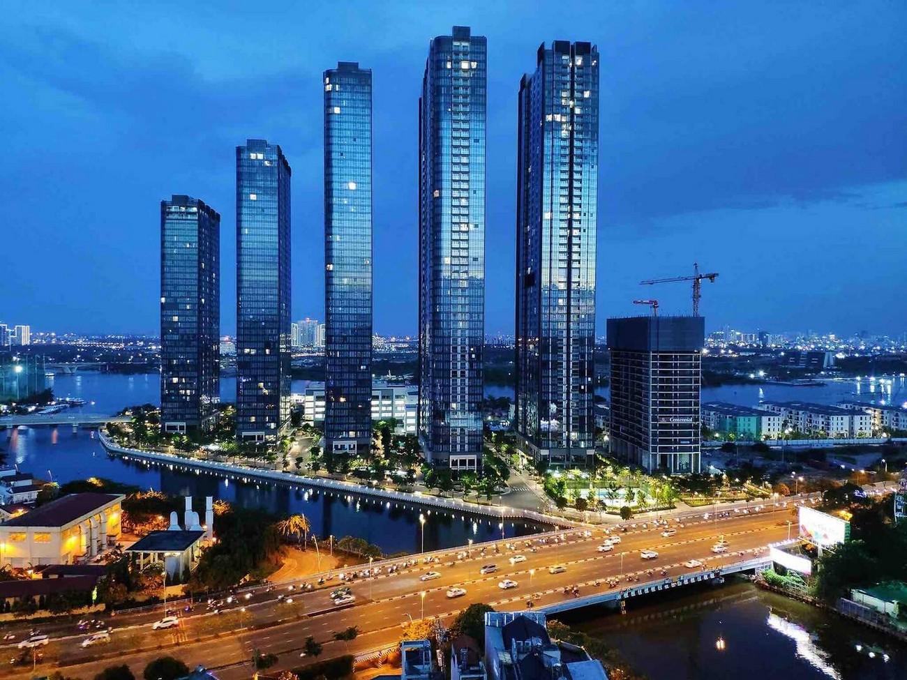 Dự án căn hộ Vinhomes Golden River Quận 1 Đường Nguyễn Hữu Cảnh chủ đầu tư Vingroup