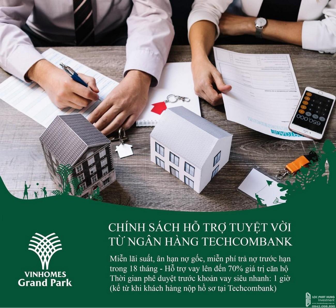 Phương thức thanh toán dự án căn hộ chung cư The Origami Quận 9 Đường Nguyễn Xiển chủ đầu tư Vingroup
