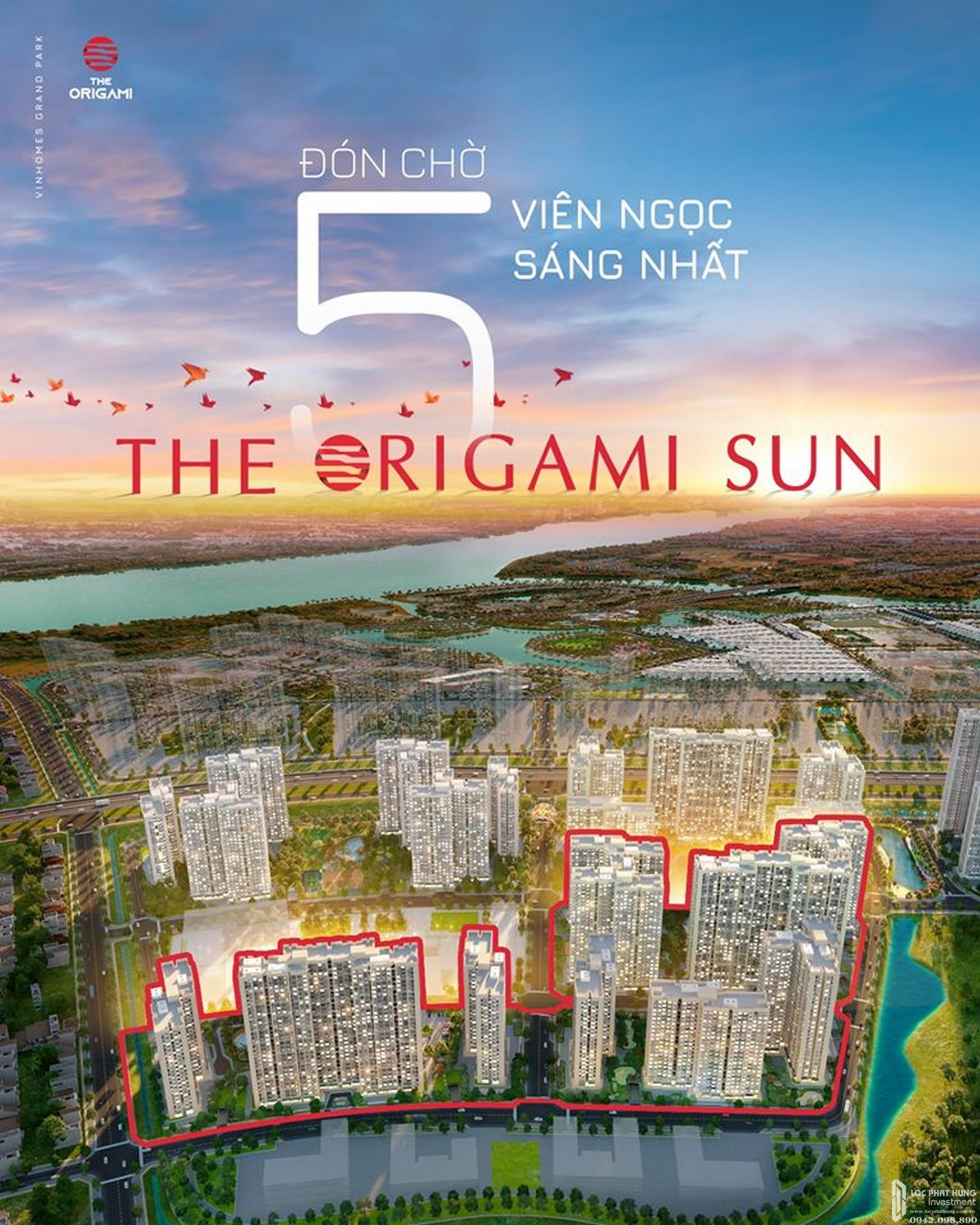the-origami-sun