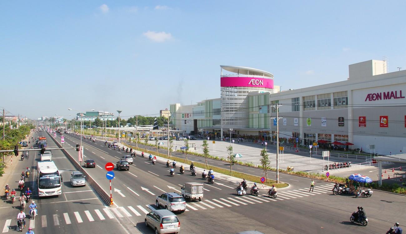 Tiềm năng thu hút vốn đầu tư từ  thị trường Bất động sản Thuận An Bình Dương