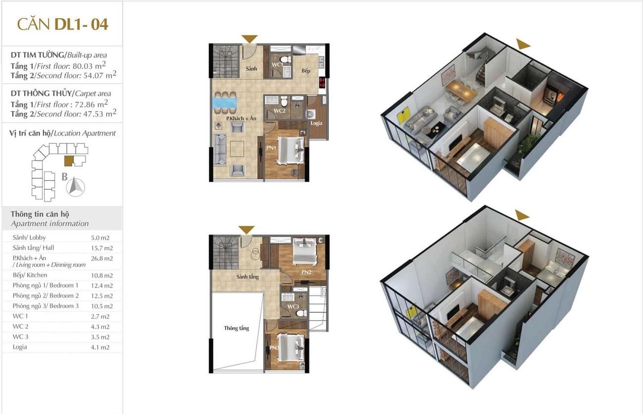 Thiết kế dự án căn hộ chung cư Sunshine Crystal River Quận Tây Hồ KĐT Ciputra chủ đầu tư Sunshine Group