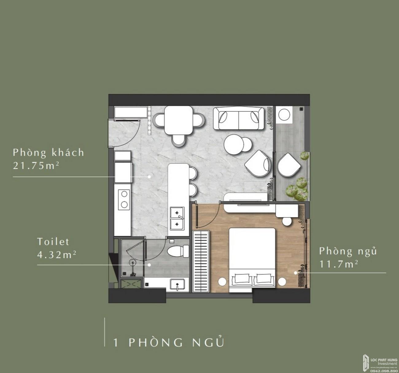 Thiết kế dự án căn hộ chung cư Anderson Park Thuận An Đường Quốc lộ 13 chủ đầu tư Ngọc Điền (RubyLand)