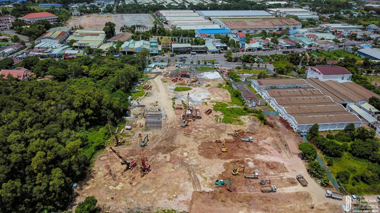 Tiến độ dự án Lavita Hưng Thịnh Thuận An Bình Dương ngày 31/08/2020