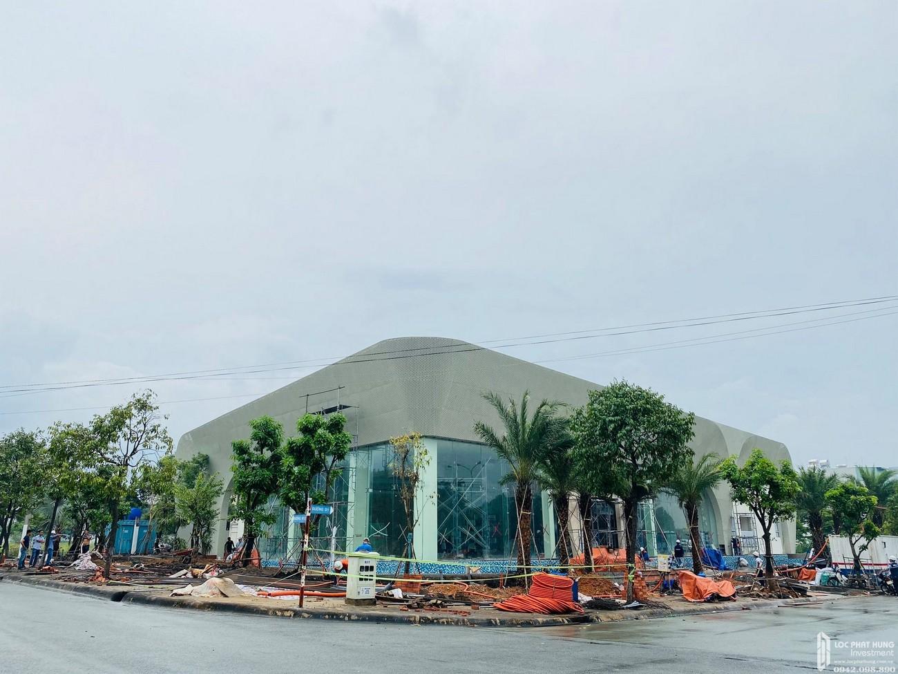 Tiến độ dự án căn hộ chung cư LDG Sky Bình Dương chủ đầu tư LDG Group tháng 08/2020