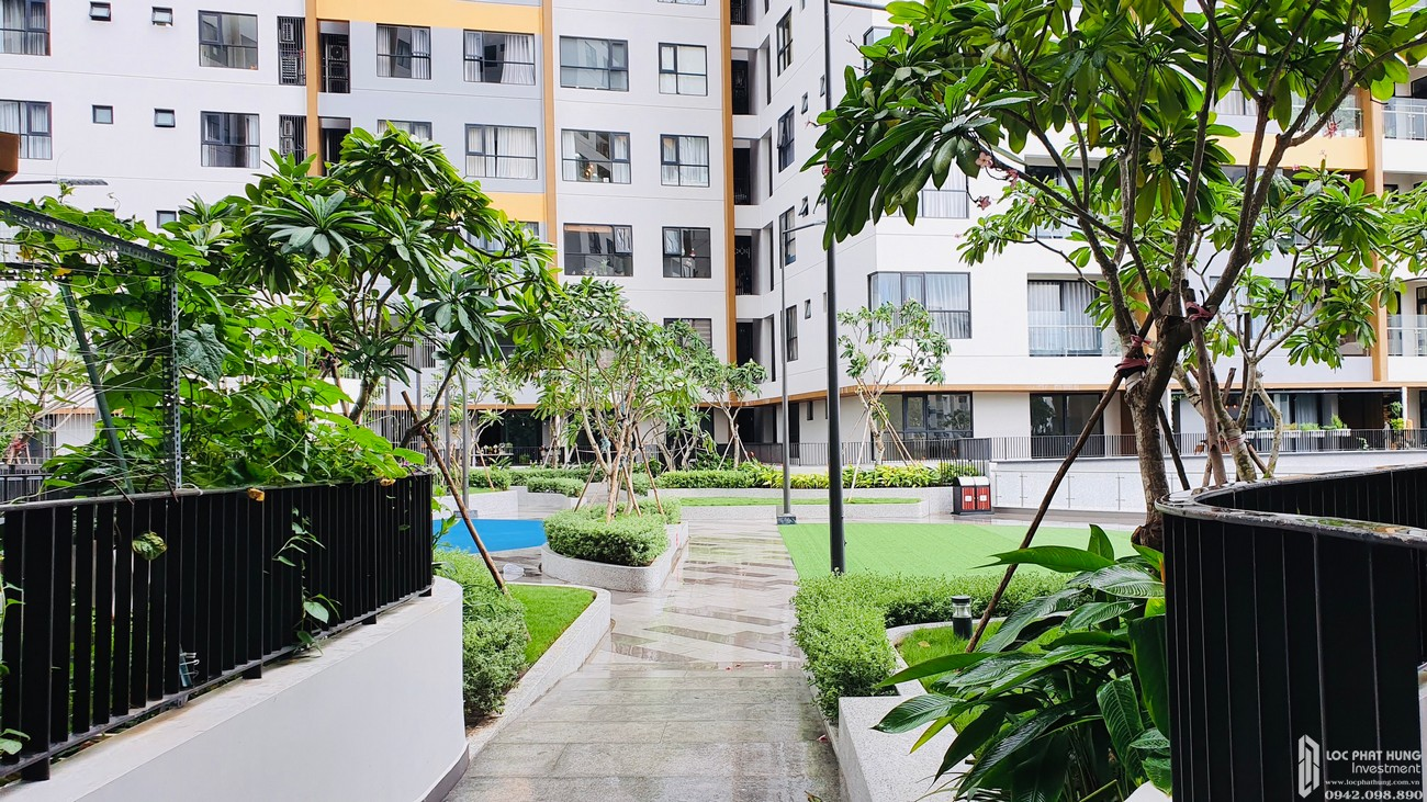 Tiến độ dự án Mizuki Park Bình Chánh Đường Nguyễn Văn Linh chủ đầu tư Nam Long ngày 08/08/2020
