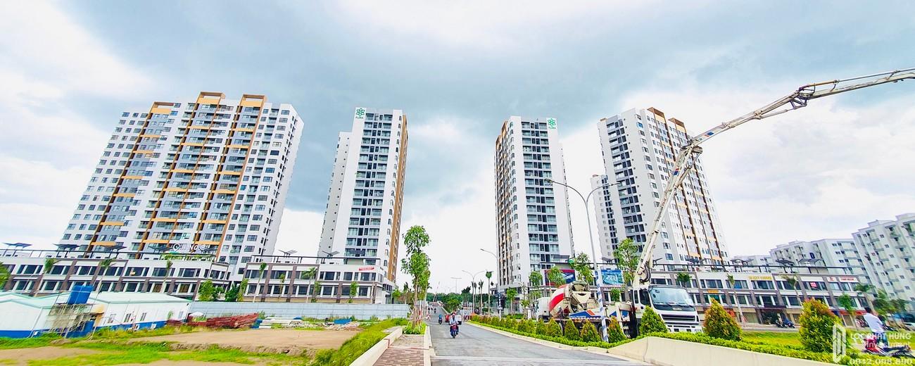 Tiến độ dự án Mizuki Park mới nhất ngày 08/08/2020