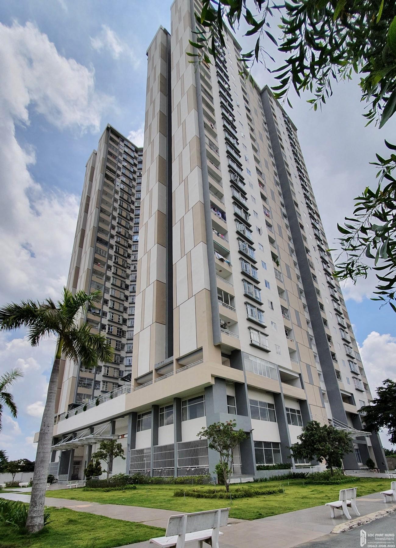 Tiến độ dự án căn hộ chung cư Southern Park Bình Chánh chủ đầu tư Quốc Cường Gia Lai - cập nhật tháng 08/2020