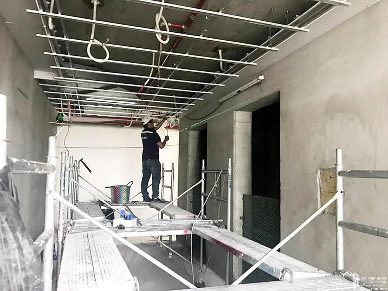 Tiến độ dự án căn hộ chung cư Sky89 Quận 7 Đường Đào Trí chủ đầu tư An Gia Investment tháng 08/2020