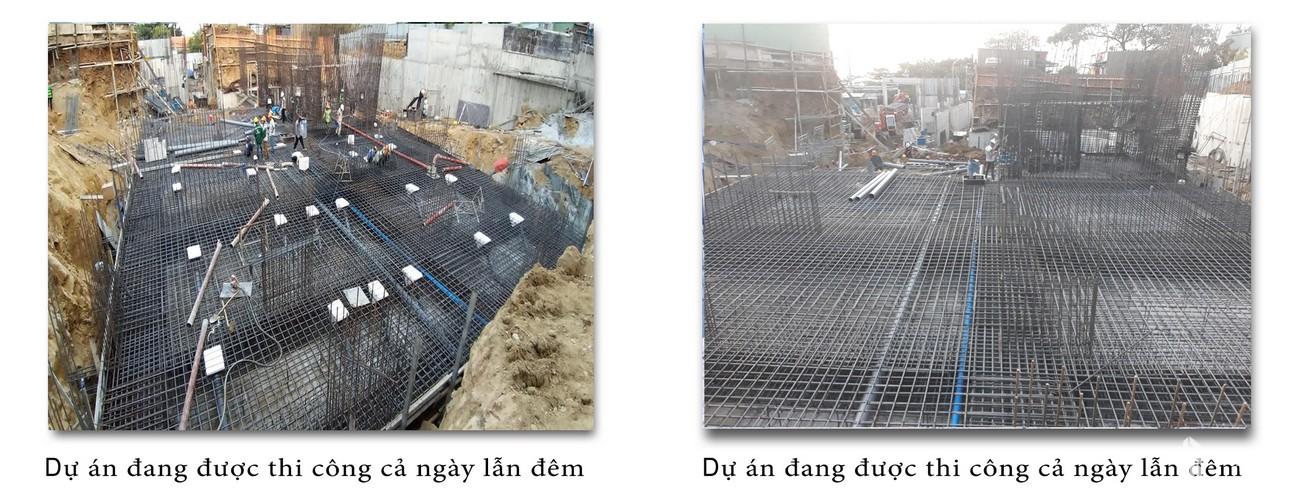 Tiến độ dự án Condotel Oyster Gành Hào Vũng Tàu chủ đầu tư Vietpearl Group cập nhật tháng 01/2020
