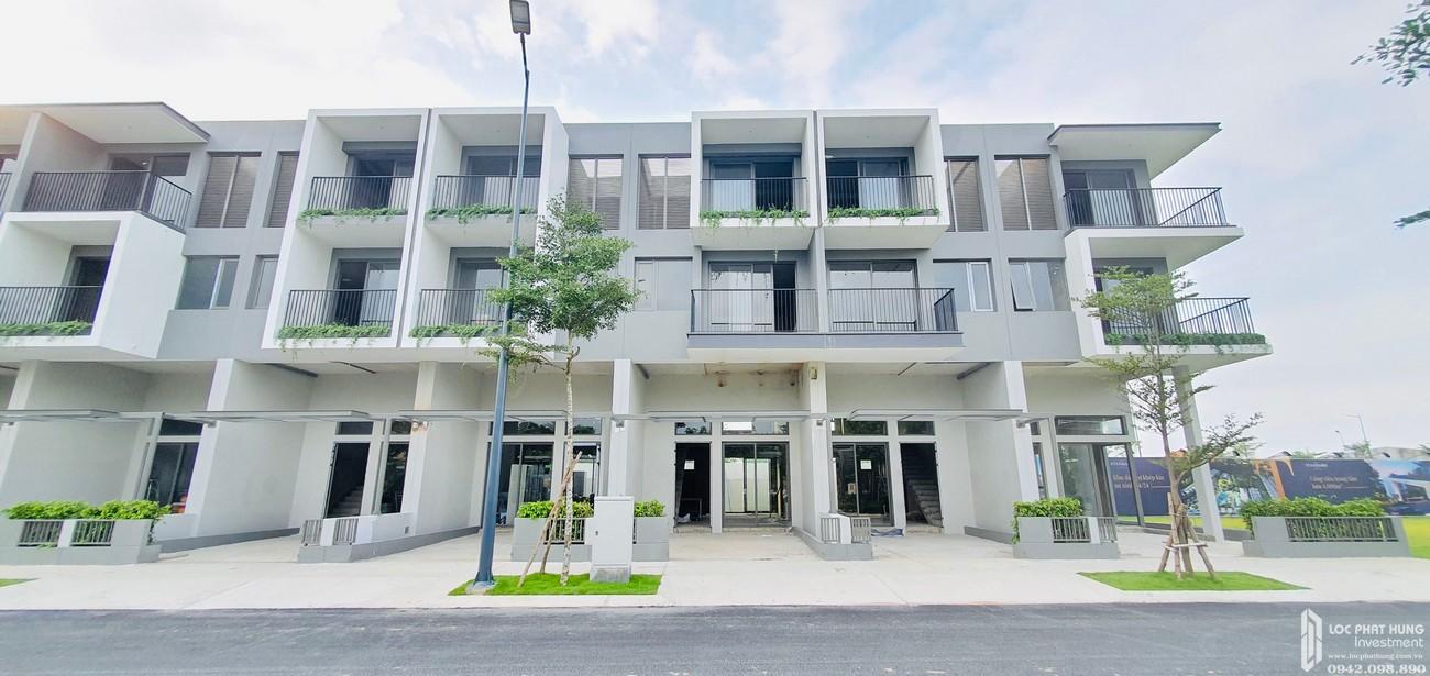 Tiến độ The Standard dự án nhà phố Bình Dương – ngày 21/08/2020