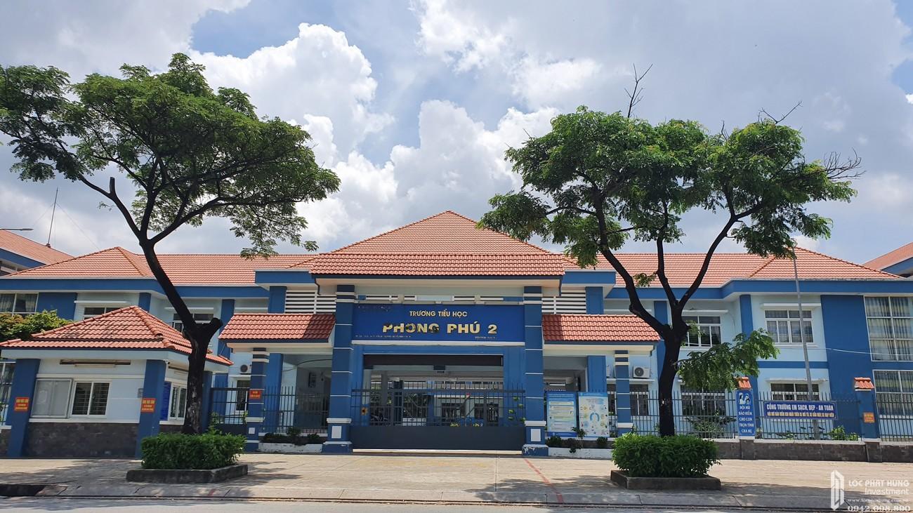 Tiến độ hạ tầng dự án nhà phố Lovera Premier Bình Chánh Đường Trịnh Quang Nghị chủ đầu tư Khang Điền - cập nhật tháng 08/2020