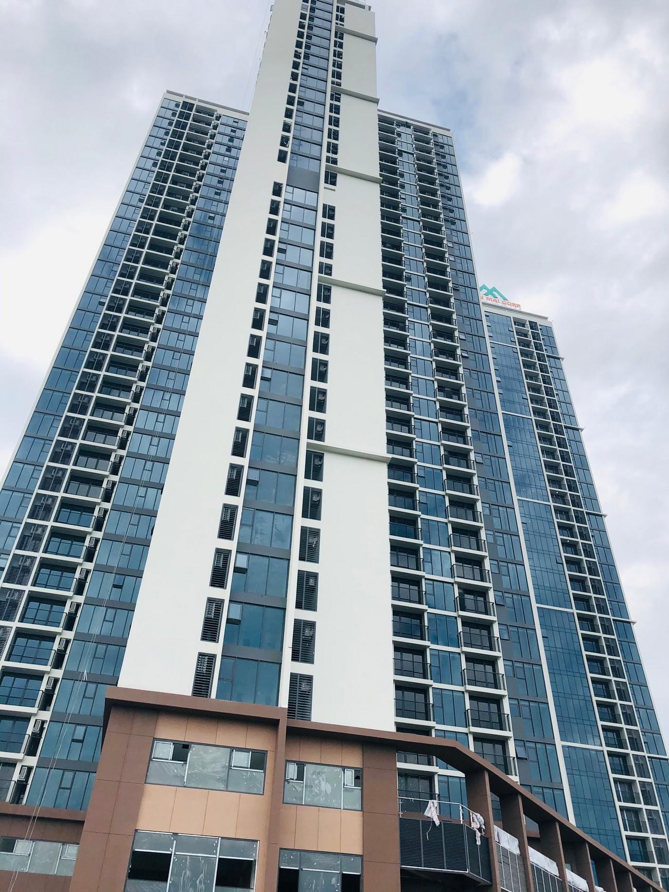 Tiến độ Eco Green Sài Gòn dự án căn hộ chung cư cao cấp quận 7 tháng 08/2020