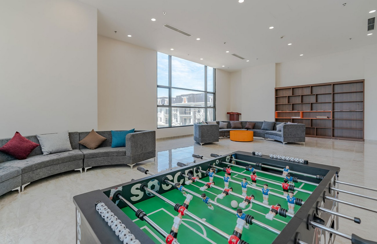 Tiện ích dự án căn hộ chung cư Sunshine Center Quận Nam Từ Liêm đường Phạm Hùng chủ đầu tư Sunshine Group