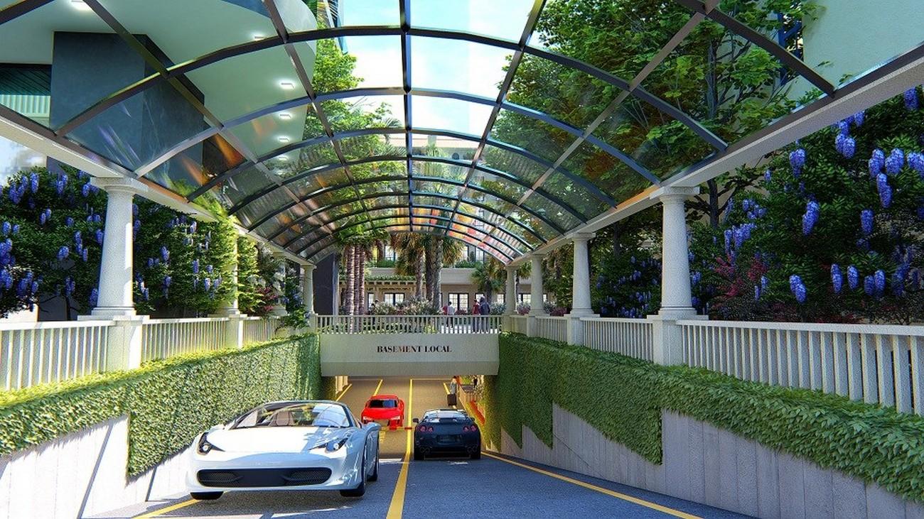 Tiện ích dự án căn hộ chung cư Sunshine Golden River Quận Tây Hồ KĐT Ciputra chủ đầu tư Sunshine Group
