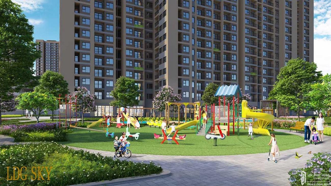 Tiện ích dự án căn hộ chung cư LDG Sky Bình Dương chủ đầu tư LDG Group