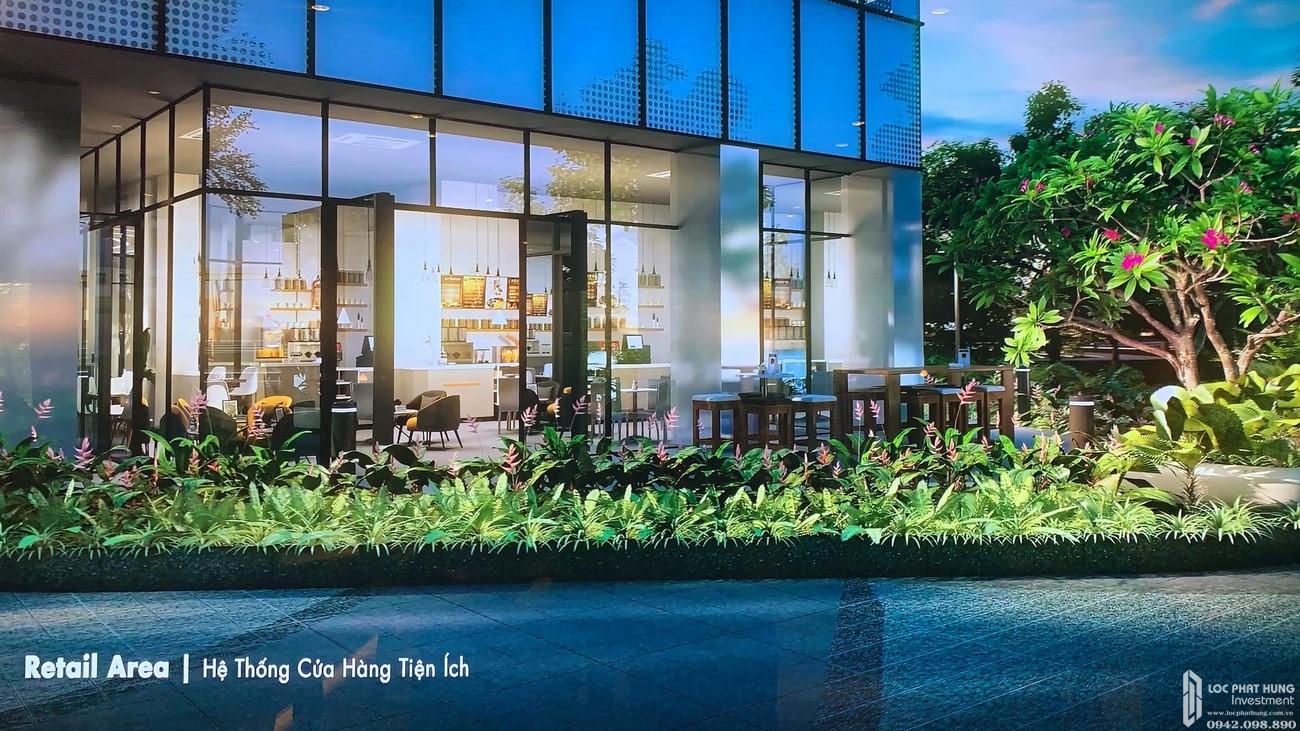 Tiện ích dự án căn hộ chung cư Thảo Điền Green Towers Quận 2 chủ đầu tư SIC