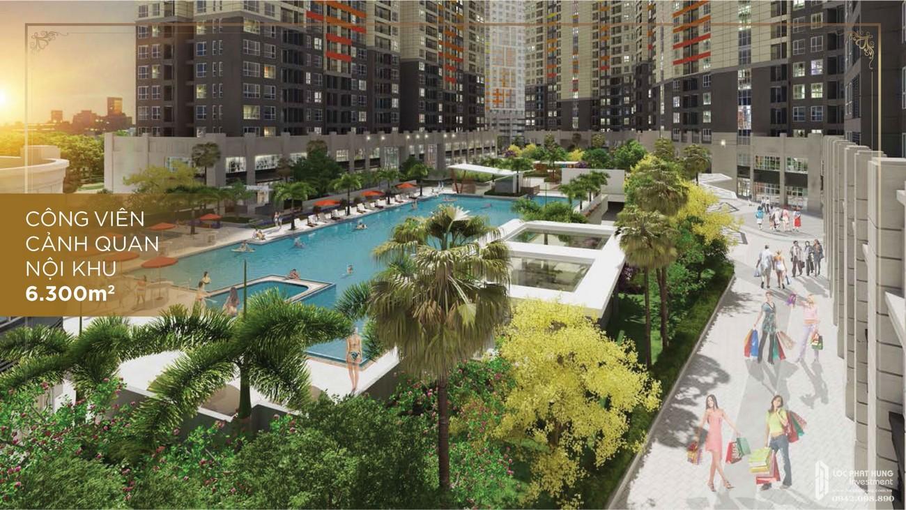 Tiện ích dự án căn hộ chung cư The Palace Residence Quận 2 Đường Mai Chí Thọ chủ đầu tư Novaland