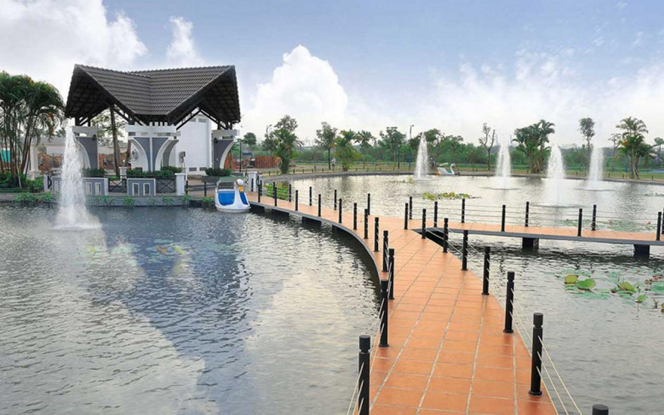 Tiện ích dự án nhà phố biệt thự Clarita Khang Điền