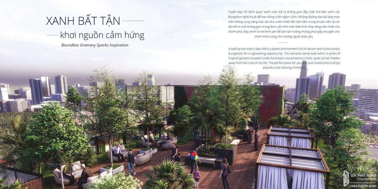 Tiện ích dự án căn hộ chung cư Sunshine Horizon Quận 4 Đường Tôn Thất Thuyết chủ đầu tư Sunshine Group