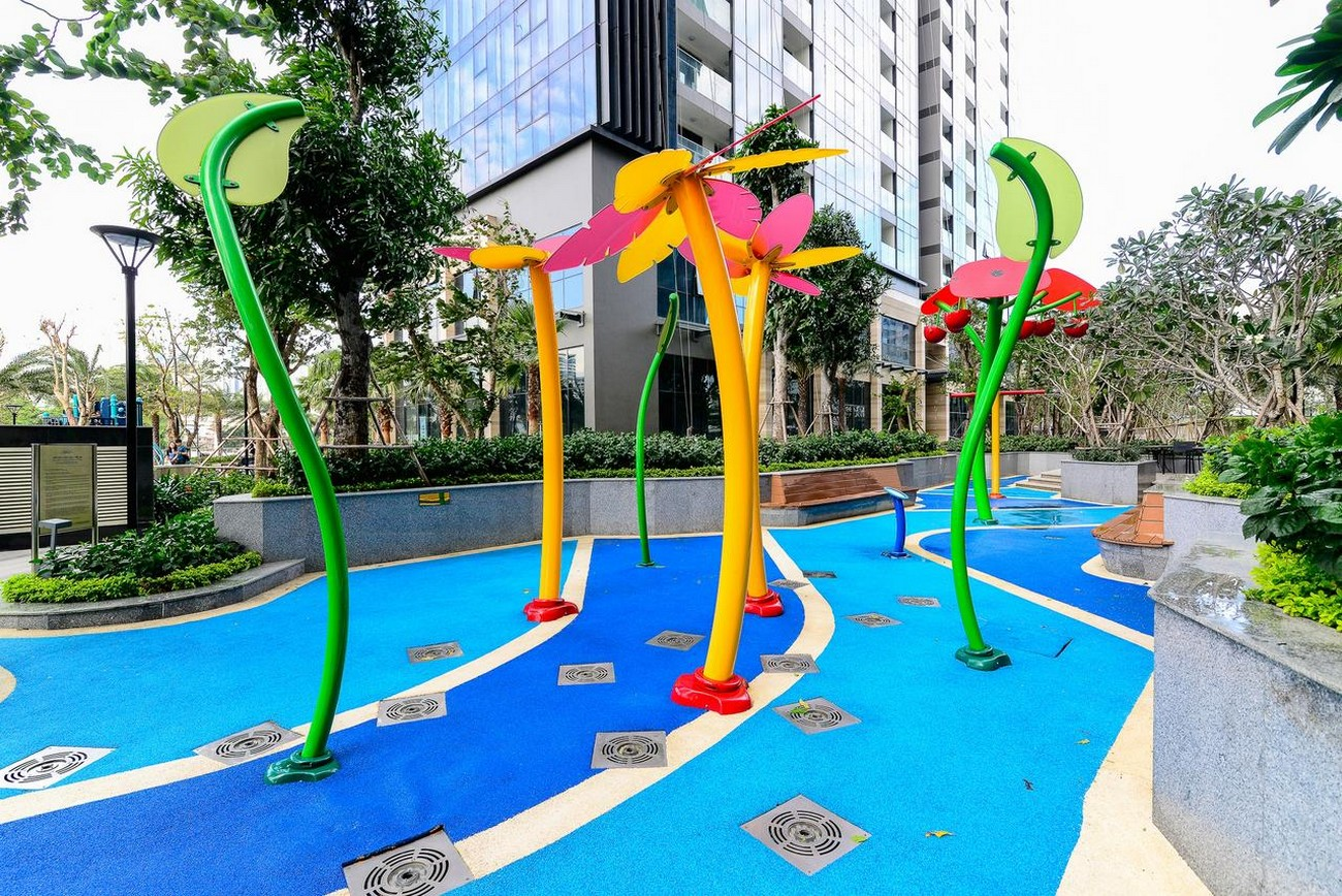 Tiện ích dự án căn hộ Vinhomes Golden River Quận 1 Đường Nguyễn Hữu Cảnh chủ đầu tư Vingroup