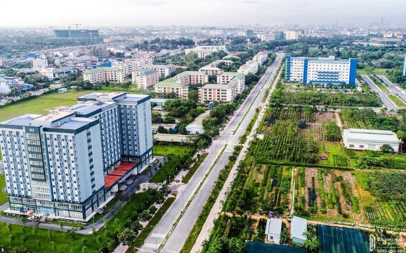 Tiện ích ngoại khu dự án căn hộ chung cư LDG Sky Bình Dương chủ đầu tư LDG Group