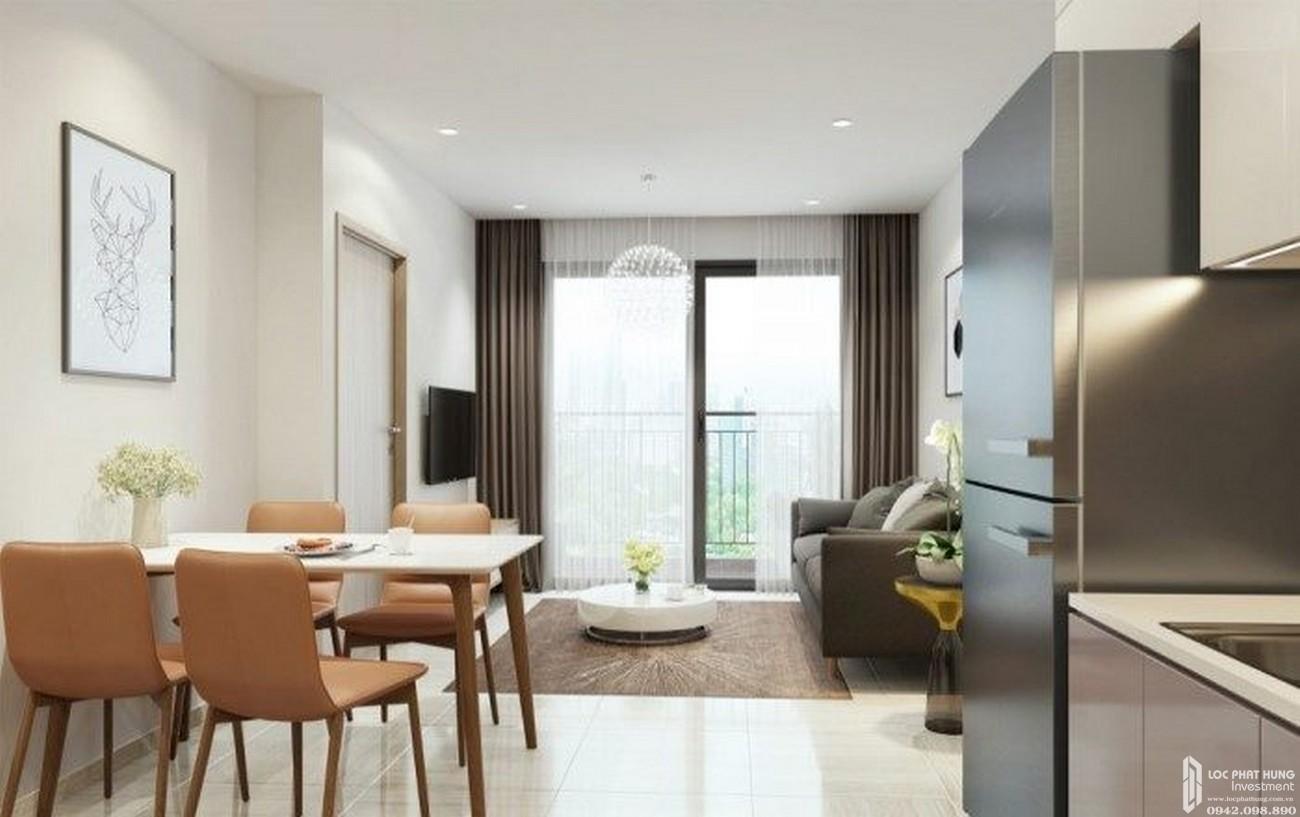 Thiết kế dự án căn hộ chung cư Vinhomes Grand Park Quận 9 Đường Nguyễn Xiển chủ đầu tư Vingroup