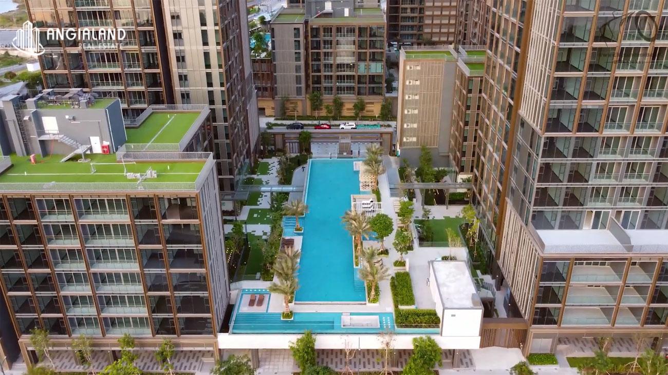 Tiến độ xây dựng căn hộ chung Empire City Thủ Thiêm Quận 2