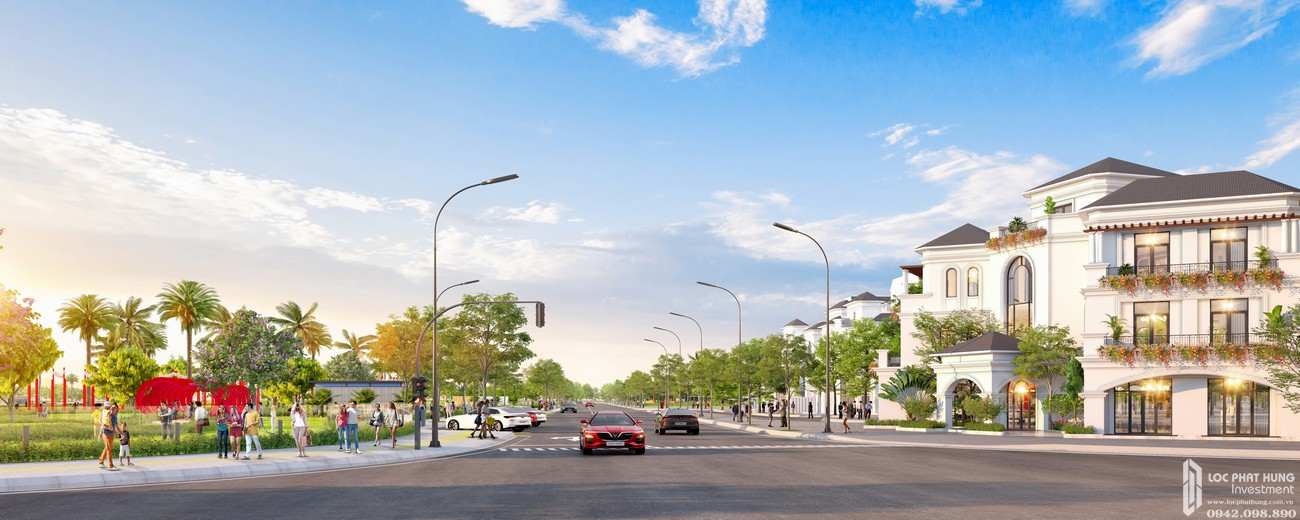 Mặt bằng dự án căn hộ chung cư The Manhattan Quận 9 Đường Nguyễn Xiển  chủ đầu tư Vingroup