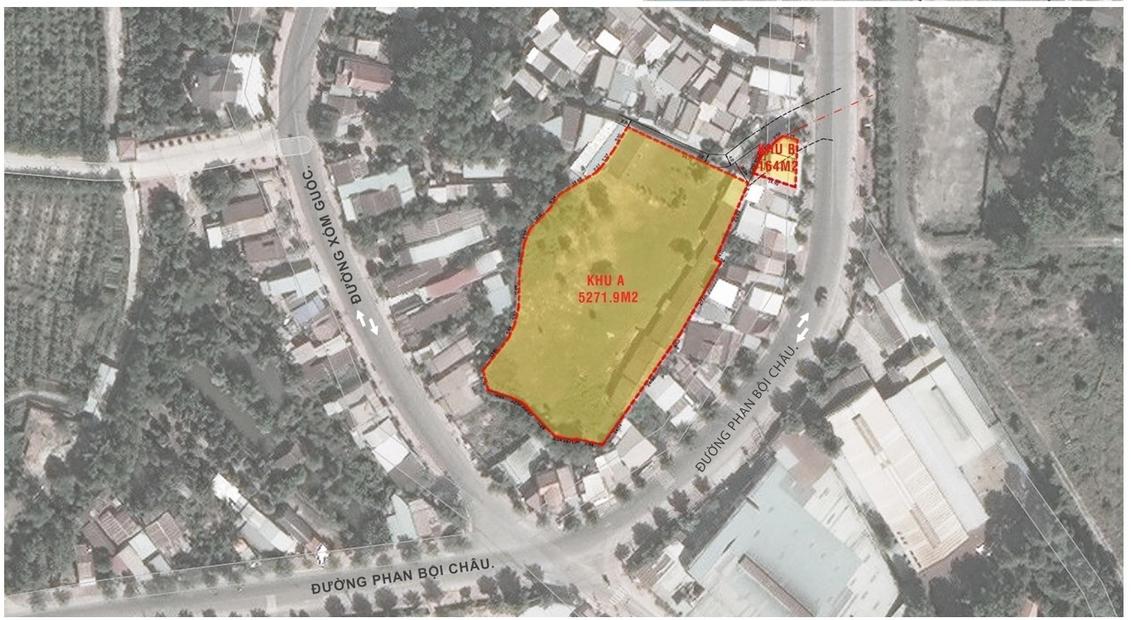Vị trí địa chỉ dự án căn hộ chung cư C River View Thủ Dầu Một Đường Nguyễn Tri Phương chủ đầu tư Chánh Nghĩa Quốc Cường
