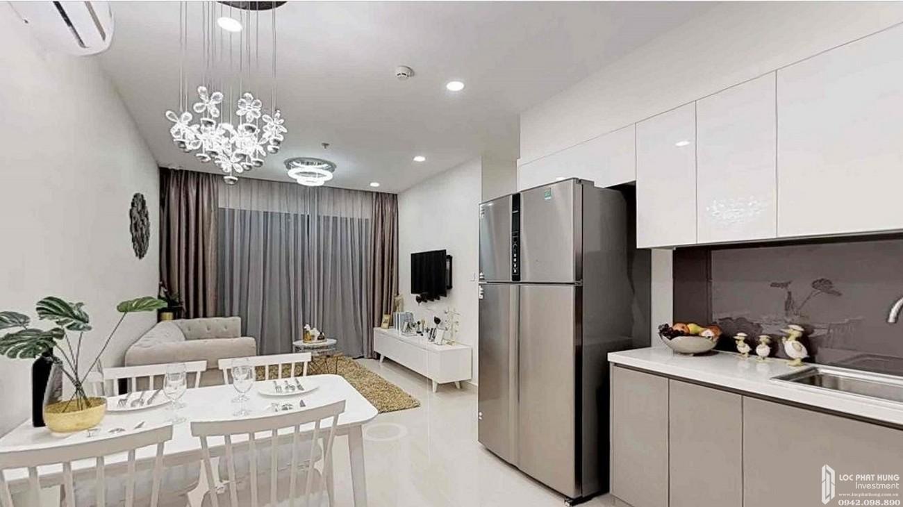 Nhà mẫu dự án căn hộ chung cư The Rainbow Quận 9 Đường Nguyễn Xiễn chủ đầu tư Vingroup