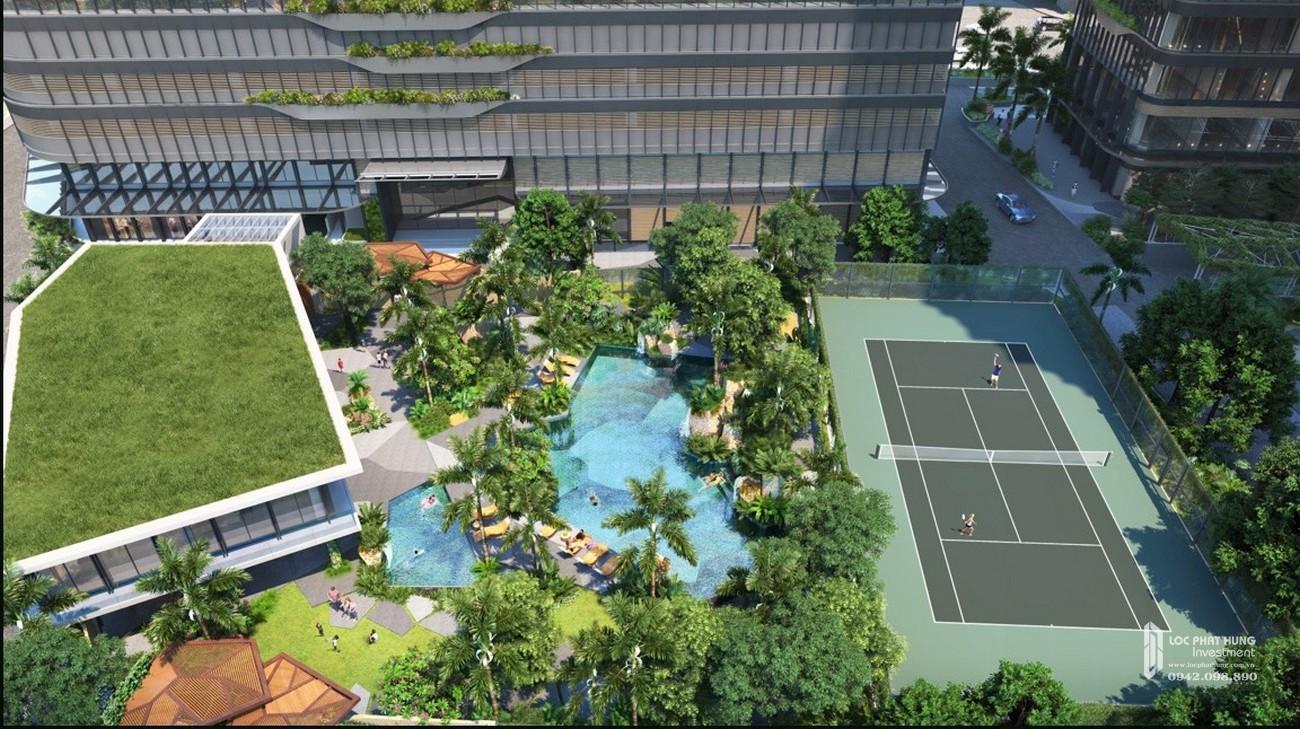 Tiện ích dự án căn hộ chung cư Masterise Lumière Riverside Quận 2 Đường Xa Lộ Hà Nội chủ đầu tư Masterise Homes