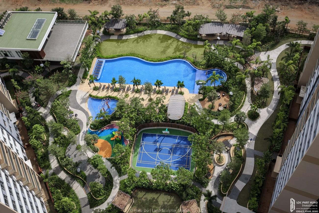 Những dự án nổi bật được thiết kế đơn vị thiết kế cảnh quan Masteri Quận 9 - Land Scultor Studio