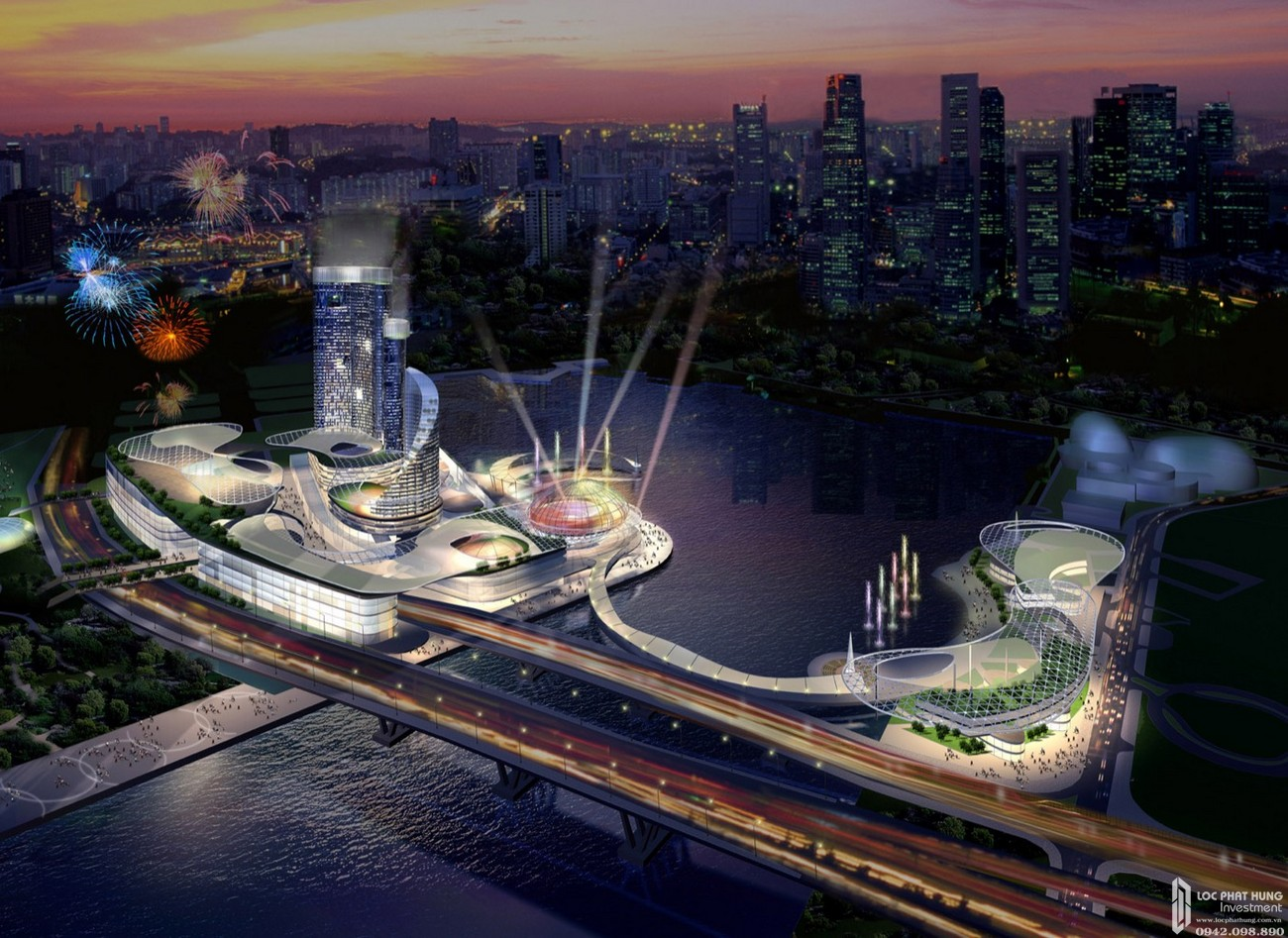 Các dự án nổi bật của đơn vị thiết kế kiến trúc dự án Masteri Centre Point - Tange Associates