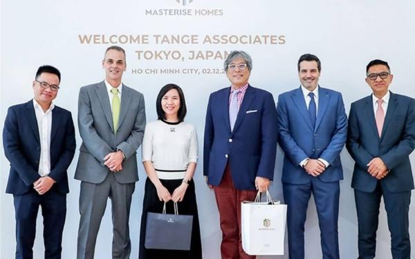 Dự án Masteri Centre Point kết hợp với đơn vị thiết kế kiến trúc hàng đầu thế giới – Tange Associates Asia