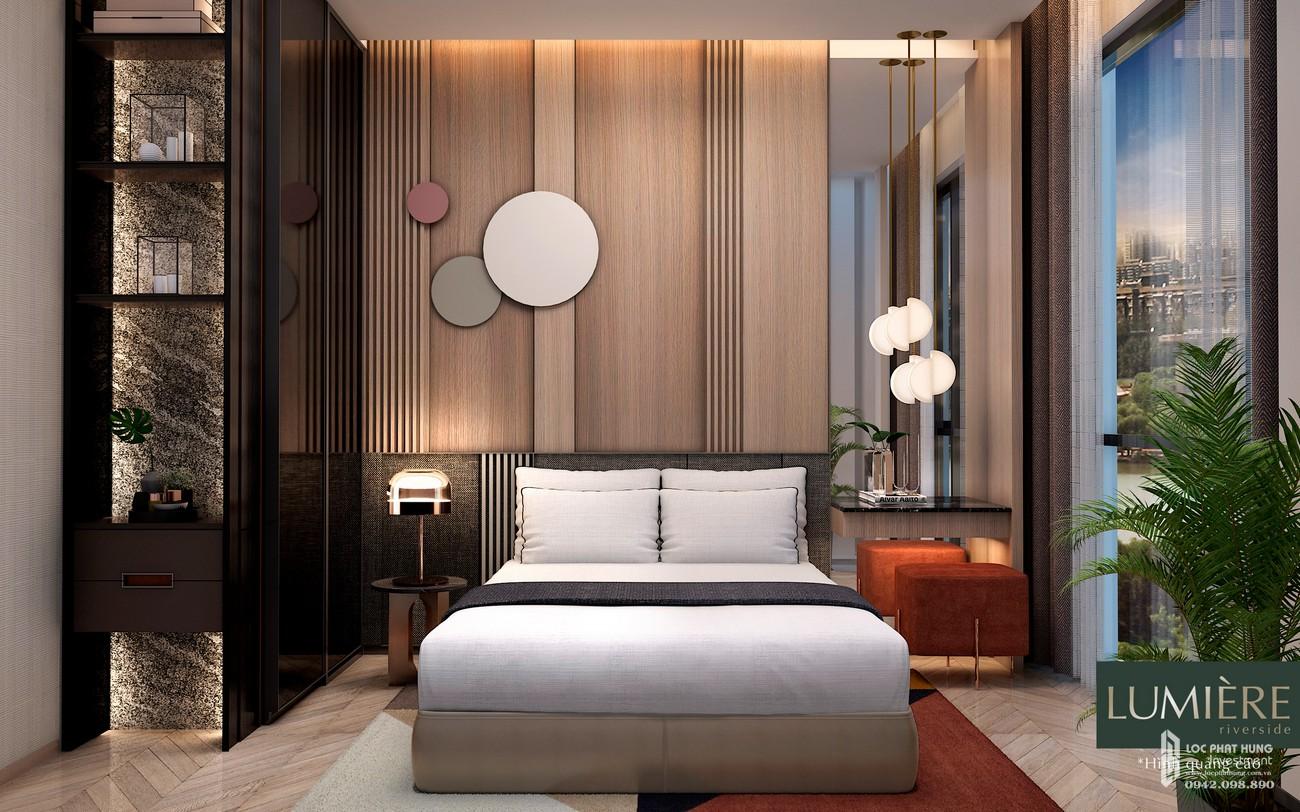 Nhà mẫu dự án căn hộ chung cư Masteri Lumière Riverside Quận 2 Đường Xa Lộ Hà Nội chủ đầu tư Masterise Homes