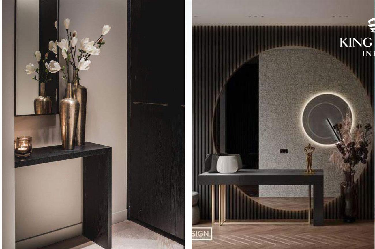 Phòng khách nhà mẫu dự án căn hộ chung cư King Crown Infinity Thủ Đức