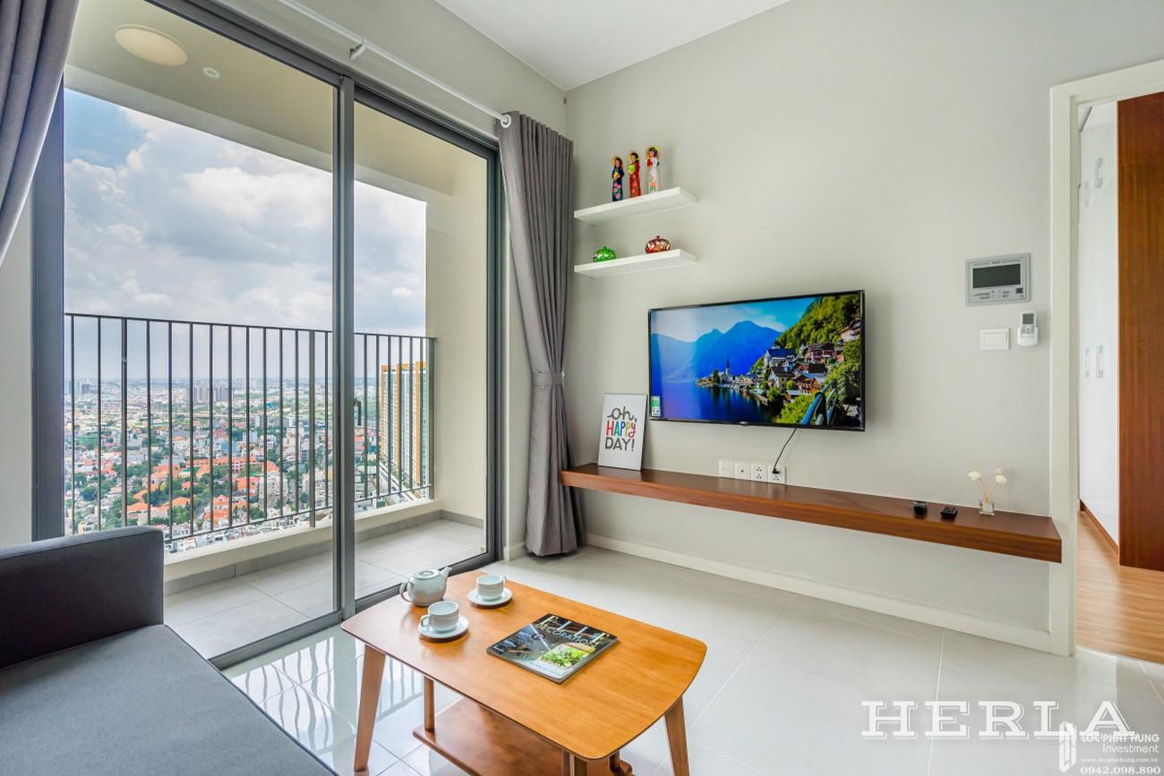 Nhà mẫu dự án căn hộ chung cư Masteri An Phú Quận 2 Đường 179 Xa lộ Hà Nội chủ đầu tư Masterise Homes