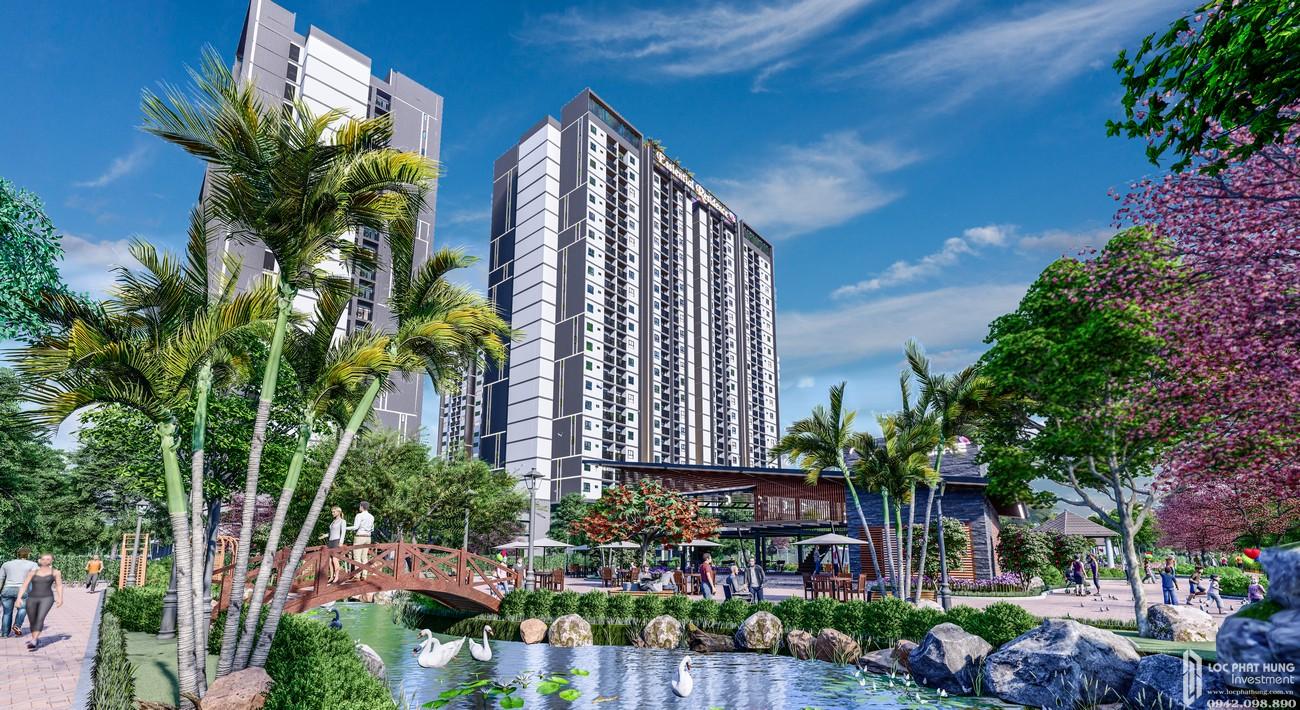 Phối cảnh tổng thể dự án Eco Xuân Bình Dương Đường Quốc Lộ 13 chủ đầu tư SP Setia Malaysia