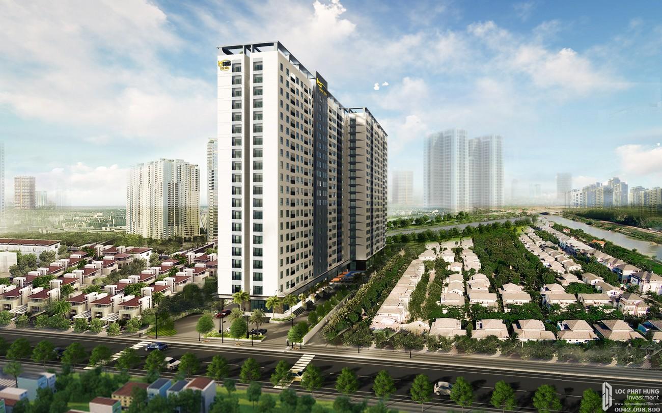 Giới thiệu tổng thể dự án căn hộ chung cư Bcons City Dĩ An Đường Thống Nhất chủ đầu tư Bcons